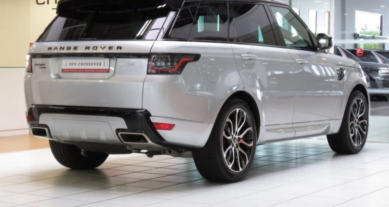 Land rover Range Rover 2 2.0 P400e PHEV 404 II (2) HSE Dynamic Auto Argent occasion à Tours - photo n°2
