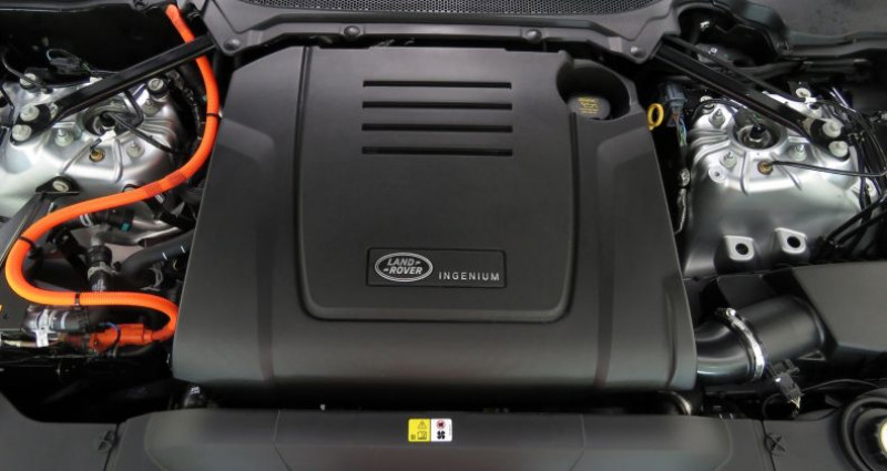Land rover Range Rover 2 2.0 P400e PHEV 404 II (2) HSE Dynamic Auto Argent occasion à Tours - photo n°4