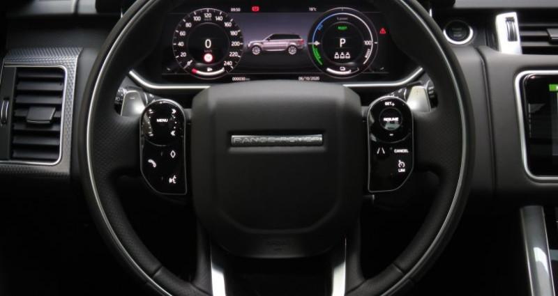 Land rover Range Rover 2 2.0 P400e PHEV 404 II (2) HSE Dynamic Auto Argent occasion à Tours - photo n°7
