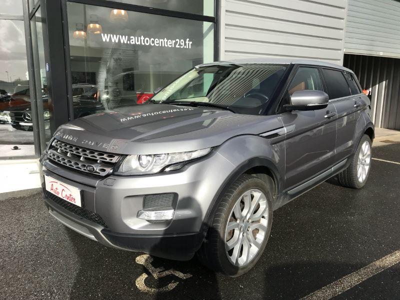 Land rover Range Rover 2.2 SD4 PRESTIGE BVA Gris occasion à Plougastel-Daoulas
