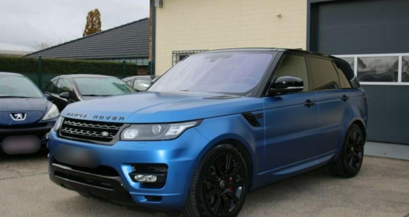 Land rover Range Rover 3.0 D 306 HSE Dynamic Bleu occasion à Boulogne-Billancourt