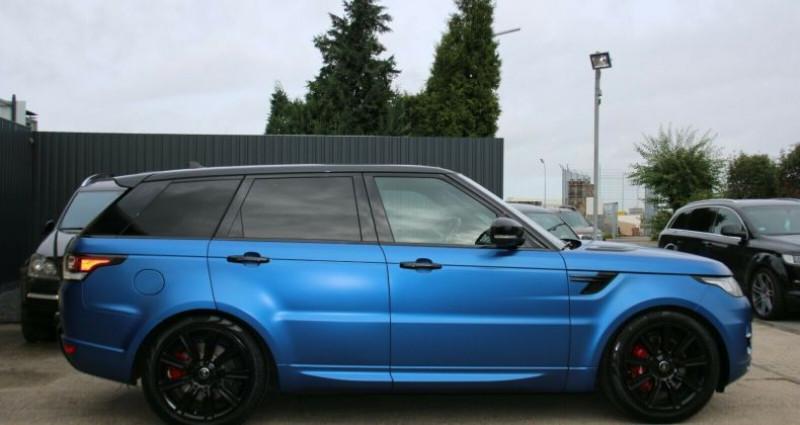 Land rover Range Rover 3.0 D 306 HSE Dynamic Bleu occasion à Boulogne-Billancourt - photo n°3