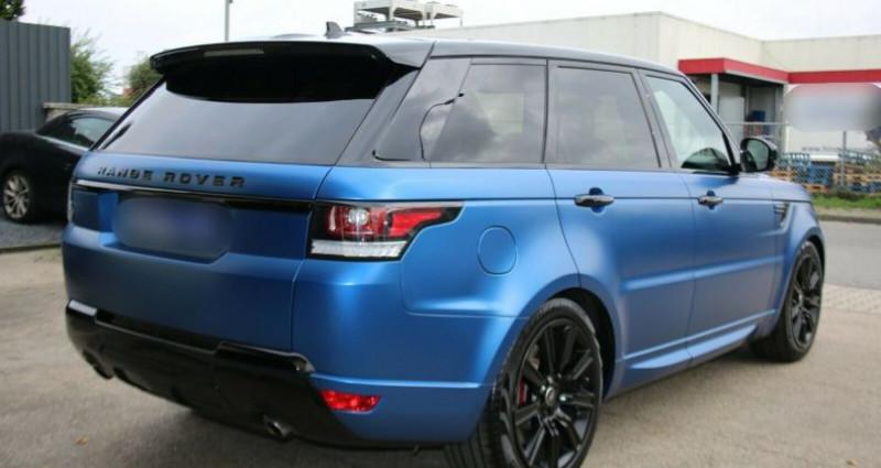 Land rover Range Rover 3.0 D 306 HSE Dynamic Bleu occasion à Boulogne-Billancourt - photo n°6