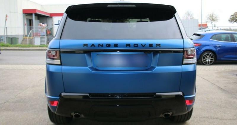 Land rover Range Rover 3.0 D 306 HSE Dynamic Bleu occasion à Boulogne-Billancourt - photo n°5