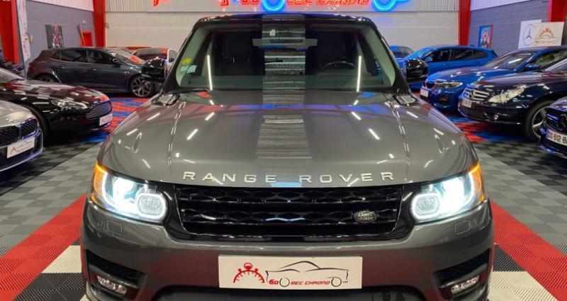 Land rover Range Rover 3.0 Sd  occasion à Brie-Comte-Robert