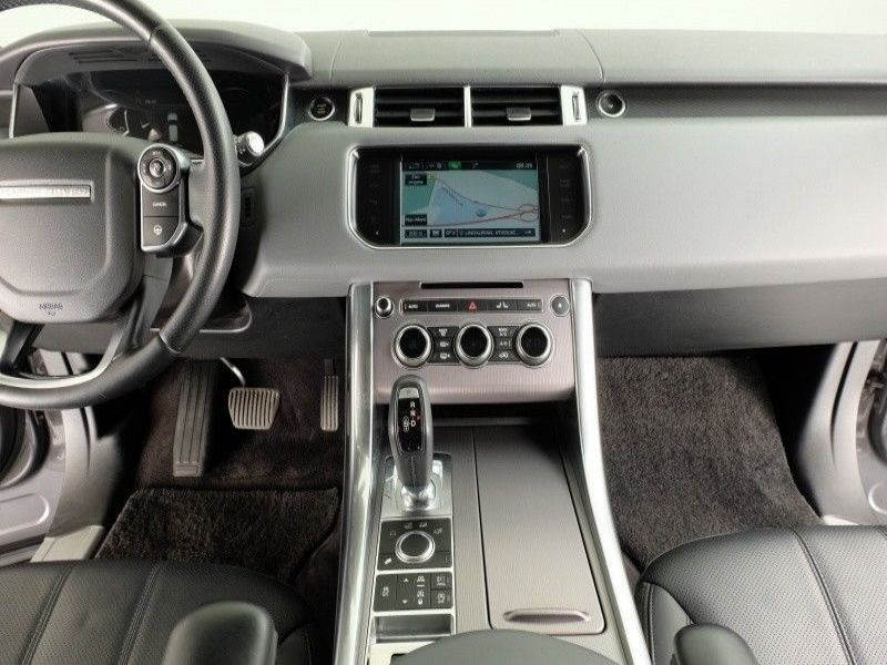 Land rover Range Rover 3.0 SDV6 292 Gris occasion à Beaupuy - photo n°5