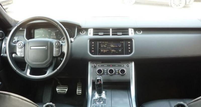 Land rover Range Rover 3.0 SDV6 306 Autobiography Dynamic Mark IV Noir occasion à Laxou - photo n°4