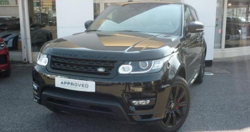 Land rover Range Rover 3.0 SDV6 306 Autobiography Dynamic Mark IV Noir occasion à Laxou