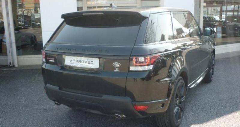 Land rover Range Rover 3.0 SDV6 306 Autobiography Dynamic Mark IV Noir occasion à Laxou - photo n°2