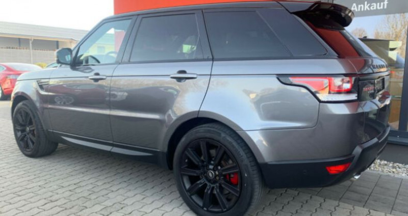 Land rover Range Rover 3.0 SDV6 306 HSE Dyn Gris occasion à Boulogne-Billancourt - photo n°4