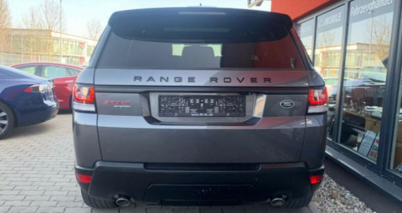 Land rover Range Rover 3.0 SDV6 306 HSE Dyn Gris occasion à Boulogne-Billancourt - photo n°6