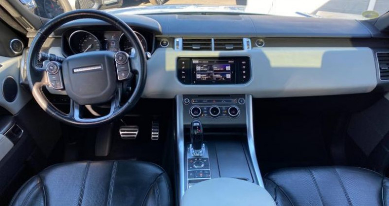 Land rover Range Rover 3.0 SDV6 306 HSE Dynamic Mark IV Blanc occasion à AUBIERE - photo n°4