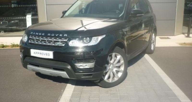 Land rover Range Rover 3.0 SDV6 306 HSE Mark IV Noir occasion à Laxou