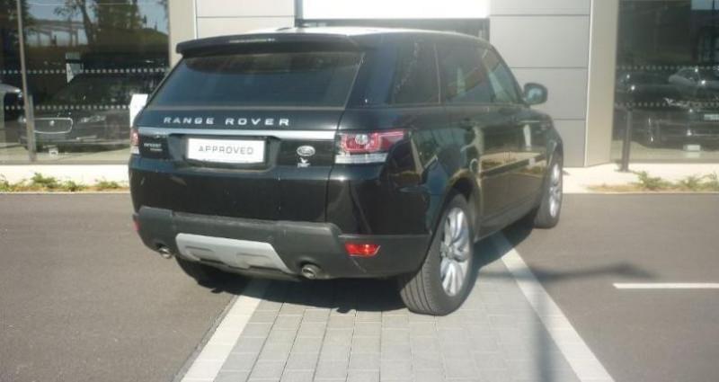Land rover Range Rover 3.0 SDV6 306 HSE Mark IV Noir occasion à Laxou - photo n°2