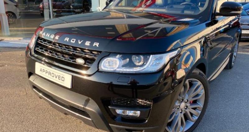 Land rover Range Rover 3.0 SDV6 306ch HSE Dynamic Mark V Noir occasion à LA RAVOIRE