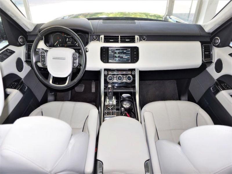 Land rover Range Rover 3.0 SDV6 Autobiography Dynamic Gris occasion à Beaupuy - photo n°2