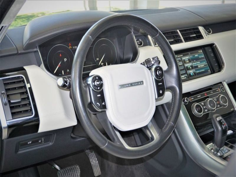Land rover Range Rover 3.0 SDV6 Autobiography Dynamic Gris occasion à Beaupuy - photo n°7