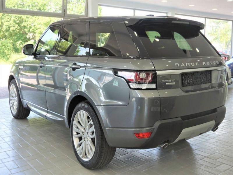 Land rover Range Rover 3.0 SDV6 Autobiography Dynamic Gris occasion à Beaupuy - photo n°3