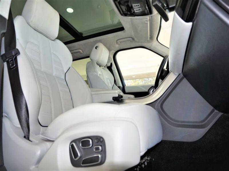 Land rover Range Rover 3.0 SDV6 Autobiography Dynamic Gris occasion à Beaupuy - photo n°4