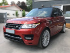 Land rover Range Rover 3.0 SDV6 HSE 292 Rouge à Beaupuy 31