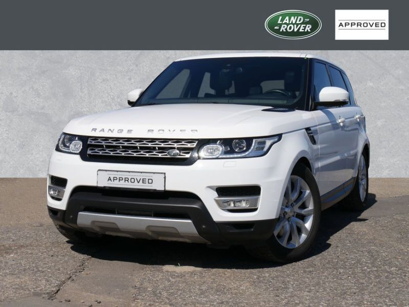 Land rover Range Rover 3.0 SDV6 HSE 292 Blanc occasion à Beaupuy