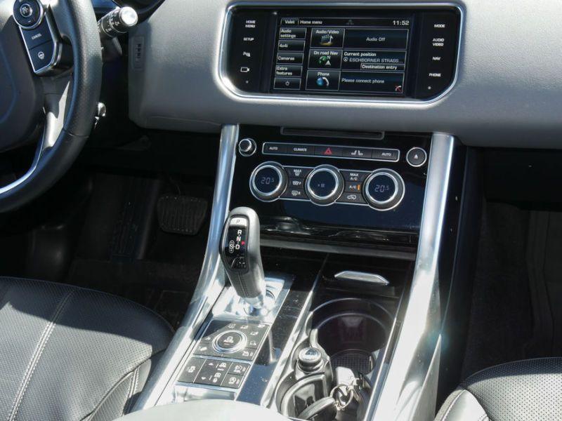 Land rover Range Rover 3.0 SDV6 HSE 292 Blanc occasion à Beaupuy - photo n°6