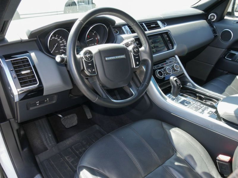 Land rover Range Rover 3.0 SDV6 HSE 292 Blanc occasion à Beaupuy - photo n°2