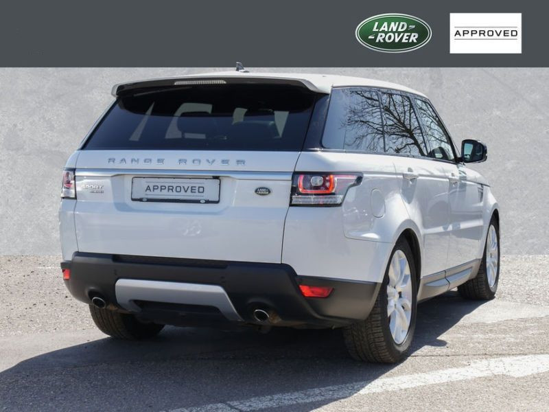 Land rover Range Rover 3.0 SDV6 HSE 292 Blanc occasion à Beaupuy - photo n°3