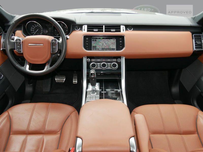 Land rover Range Rover 3.0 SDV6 HSE 306 Marron occasion à Beaupuy - photo n°2