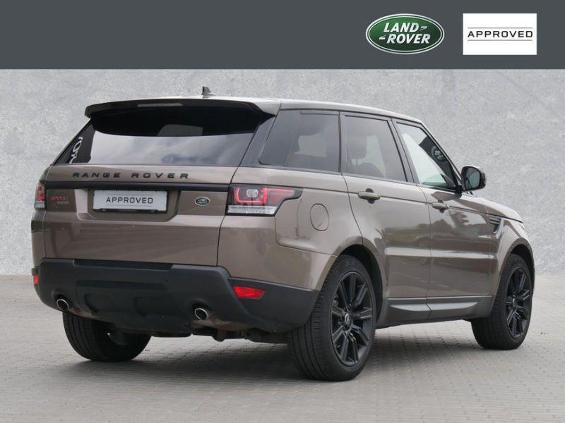 Land rover Range Rover 3.0 SDV6 HSE 306 Marron occasion à Beaupuy - photo n°3