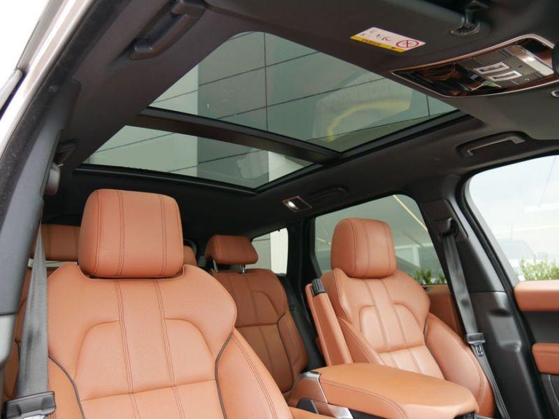Land rover Range Rover 3.0 SDV6 HSE 306 Marron occasion à Beaupuy - photo n°9
