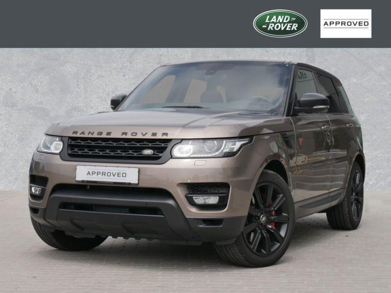 Land rover Range Rover 3.0 SDV6 HSE 306 Marron occasion à Beaupuy