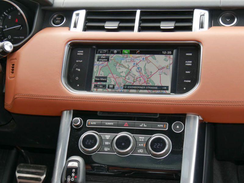 Land rover Range Rover 3.0 SDV6 HSE 306 Marron occasion à Beaupuy - photo n°7