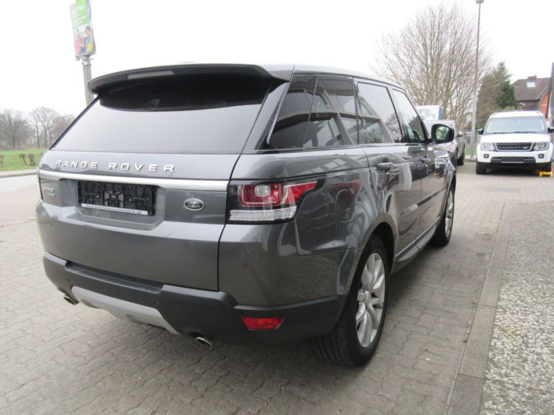 Land rover Range Rover 3.0 SDV6 HSE Dynamic 292 Gris occasion à Beaupuy - photo n°3