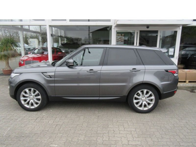 Land rover Range Rover 3.0 SDV6 HSE Dynamic 292 Gris occasion à Beaupuy - photo n°8