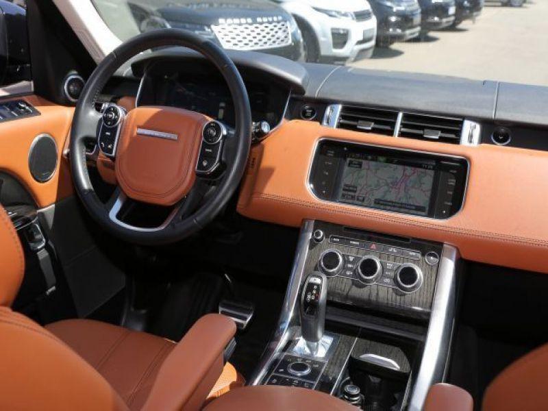 Land rover Range Rover 3.0 SDV6 HSE Dynamic 292 Vert occasion à Beaupuy - photo n°2