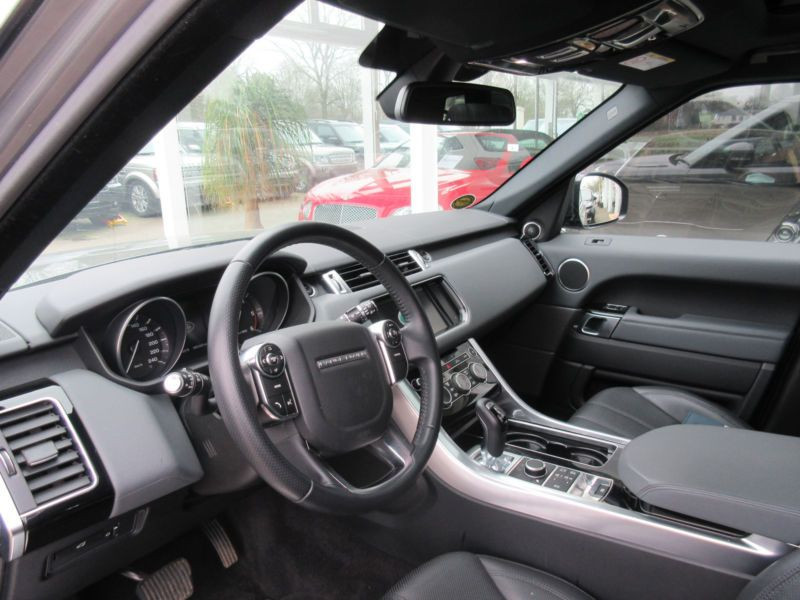 Land rover Range Rover 3.0 SDV6 HSE Dynamic 292 Gris occasion à Beaupuy - photo n°2