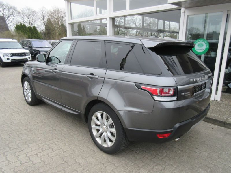 Land rover Range Rover 3.0 SDV6 HSE Dynamic 292 Gris occasion à Beaupuy - photo n°7