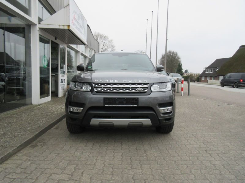 Land rover Range Rover 3.0 SDV6 HSE Dynamic 292 Gris occasion à Beaupuy - photo n°6