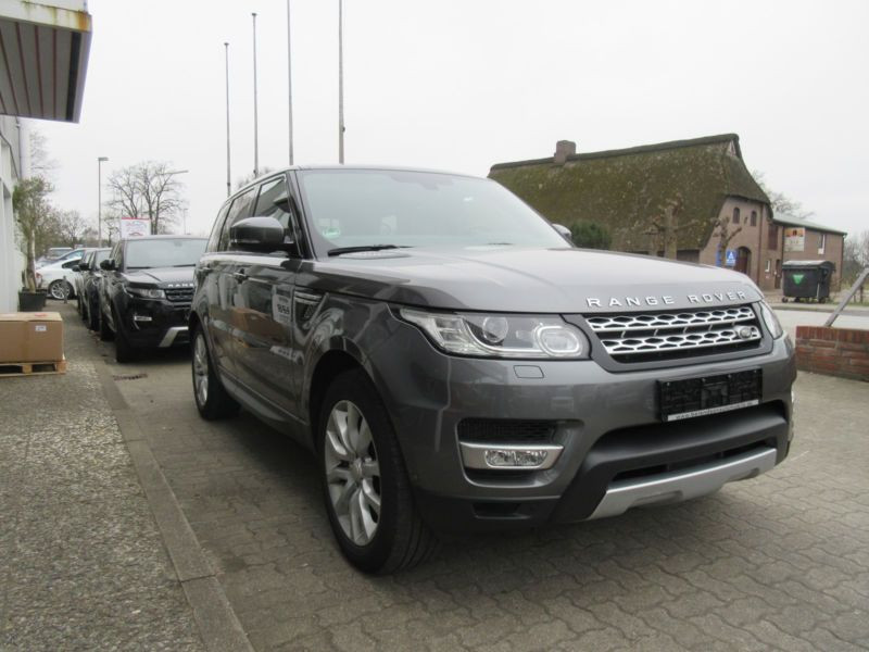 Land rover Range Rover 3.0 SDV6 HSE Dynamic 292 Gris occasion à Beaupuy - photo n°5