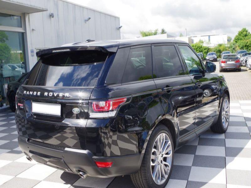 Land rover Range Rover 3.0 SDV6 HSE Dynamic 306 Noir occasion à Beaupuy - photo n°3