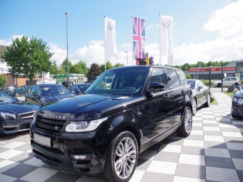Land rover Range Rover 3.0 SDV6 HSE Dynamic 306 Noir occasion à Beaupuy