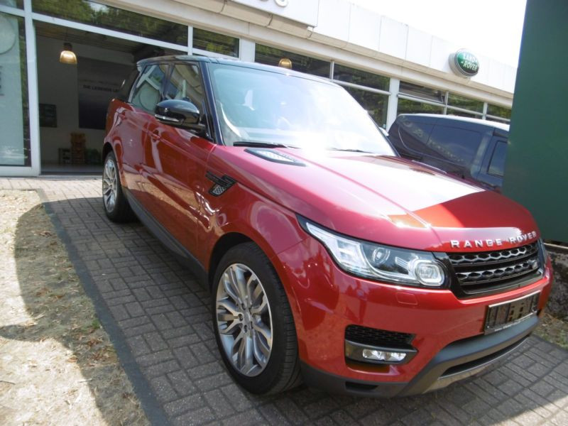 Land rover Range Rover 3.0 SDV6 HSE Dynamic 306 Rouge occasion à Beaupuy