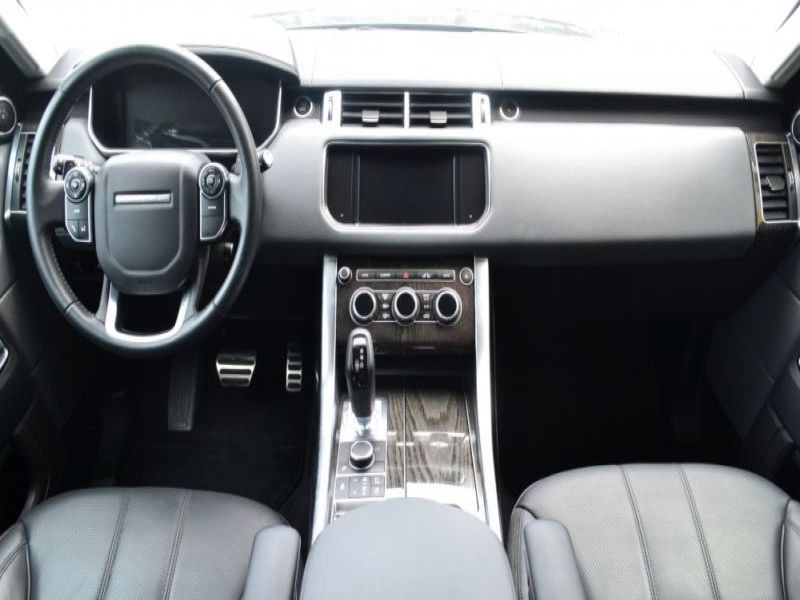 Land rover Range Rover 3.0 SDV6 HSE Dynamic 306 Gris occasion à Beaupuy - photo n°2
