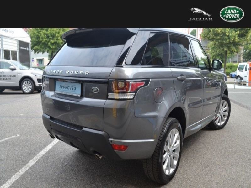 Land rover Range Rover 3.0 SDV6 HSE Dynamic 306 Gris occasion à Beaupuy - photo n°3