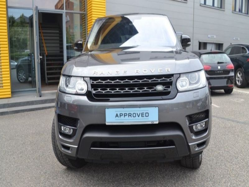 Land rover Range Rover 3.0 SDV6 HSE Dynamic 306 Gris occasion à Beaupuy - photo n°9