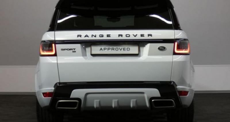 Land rover Range Rover 3.0 SDV6 HSE Dynamic Auto. Blanc occasion à Petange - photo n°5