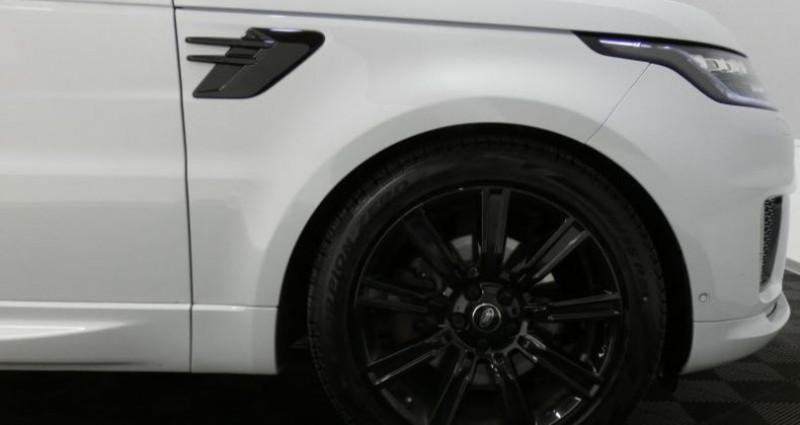 Land rover Range Rover 3.0 SDV6 HSE Dynamic Auto. Blanc occasion à Petange - photo n°6