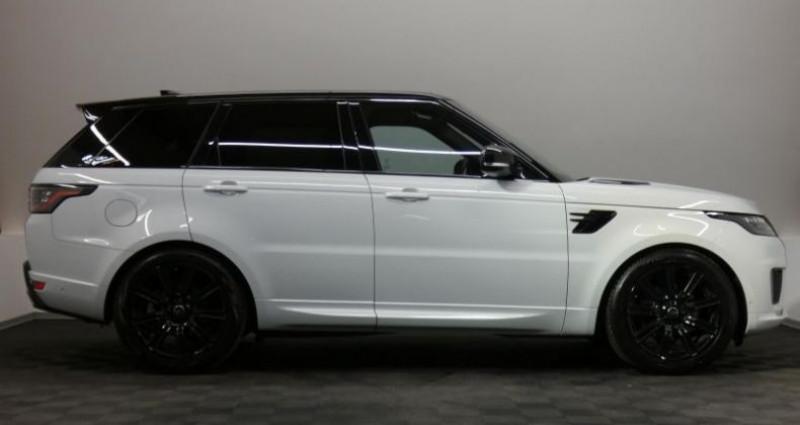 Land rover Range Rover 3.0 SDV6 HSE Dynamic Auto. Blanc occasion à Petange - photo n°3