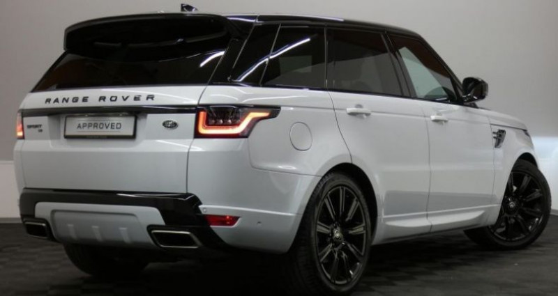 Land rover Range Rover 3.0 SDV6 HSE Dynamic Auto. Blanc occasion à Petange - photo n°4